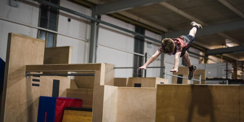 The Urban Factory Apollo FM Parkour 4x3